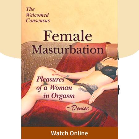 Pleasures of masturbation
