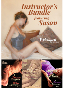 Instructor's Bundle Featuring Susan (4 Online Video Set)