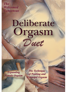 Deliberate Orgasm Duet (2 DVD Set)