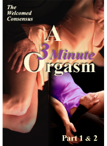 A 3 Minute Orgasm Series (2 DVD Set)
