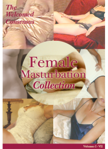 Female Masturbation Collection (8 DVD Set)