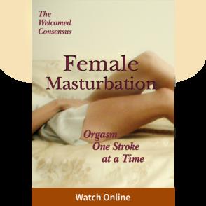 female masturbation orgasm one stroke at a time