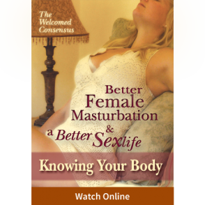 Better Female Masturbation and a Better Sex Life
