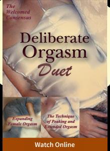 Deliberate Orgasm Duet (2Online VideoSet)