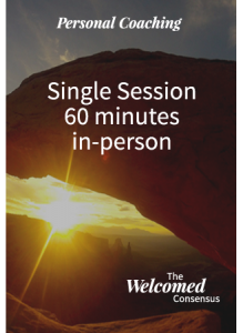 Single In-Person Coaching Session (60 minutes)