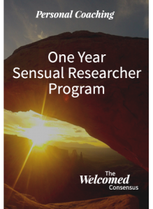 One Year Sensual Researcher Coaching Program