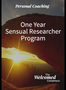 One Year Sensual Researcher Coaching Program