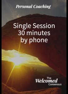 Single Coaching Session (30minutes)