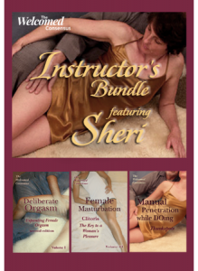 Instructor's Bundle Featuring Sheri (3DVDSet)