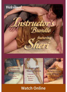 Instructor's Bundle Featuring Sheri (3 Online Video Set)