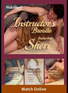 Instructor's Bundle Featuring Sheri (3Online VideoSet)